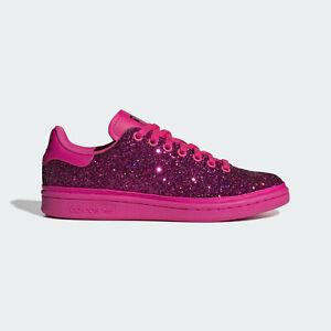 Détails sur Adidas originals Femmes Stan Smith Choc Rose Baskets UK 5.5 Ue  38 2/3