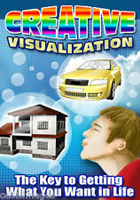 Learn creative visualisation  Audio book on CD rom, read, listen to or print