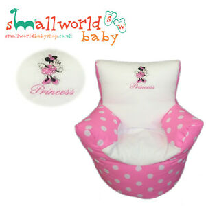 Personalised-Minnie-Mouse-Toddler-Bean-Bag-Chair-NEXT-DAY-DISPATCH