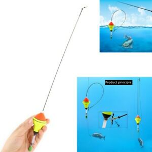 Outdoor-Automatic-Fishing-Float-Nuetzliche-Pesca-Karpfenangeln-Bobber-Tackle-Tool