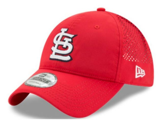 ac4b66bb5ca New Era St. Louis Cardinals Baseball Cap Hat MLB PERF PIVOT 80470439