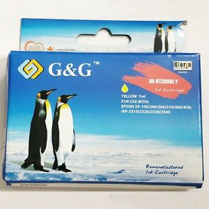 MFC-G-amp-G-Ink-Cartridge-200XL-Yellow-NEW-for-Epson-XP-200-400