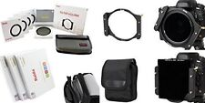 Haida Optical Serie 100 Starterset II - Halter, 3x ND Filter, 1x CPL, Tasche