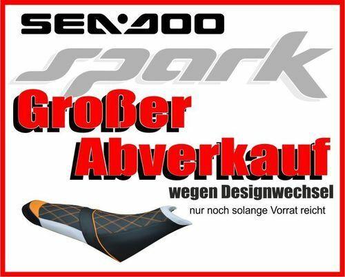 della Seat Cover for SEADOO SPARK 2up /& TRIXX