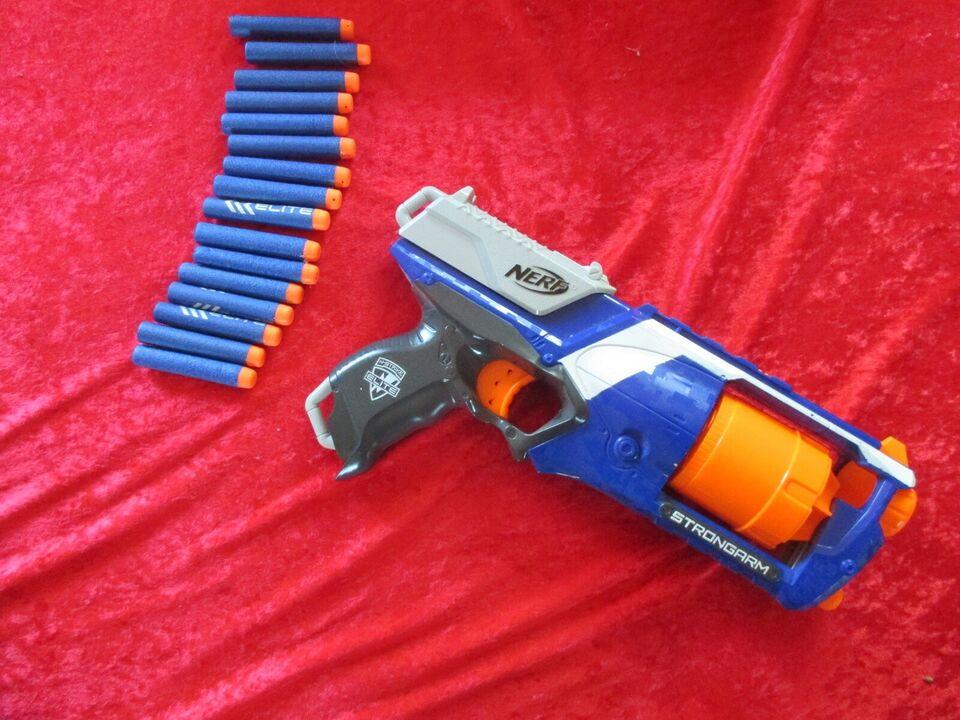 Våben, NERF, NERF