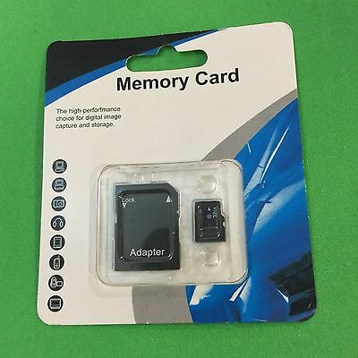 New 32GB Micro SD Card TF Flash Memory MicroSDHC Class 10 Free Adapter Hot sale+