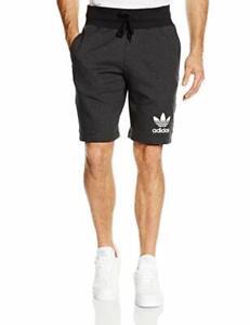 Pantalones-cortos-para-hombre-Adidas-Originales-3-Rayas-Deportes-Gimnasio-Talla-S-M-L-XL-XXL