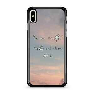You-Are-My-Sun-My-Moon-And-All-My-Stars-Quote-Sunset-Sky-2D-Phone-Case-Cover