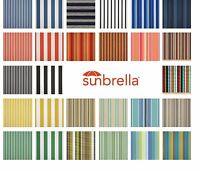 15x15 Sunbrella Striped Outdoor Pillow Cover Zippered Stripe Pillow Cover 38cm