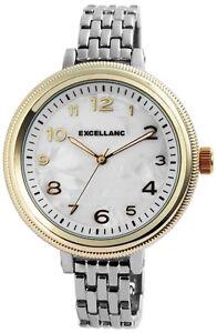 XXL-Damenuhr-Weiss-Silber-Rose-Gold-Analog-Metall-Armbanduhr-D-60412119660695