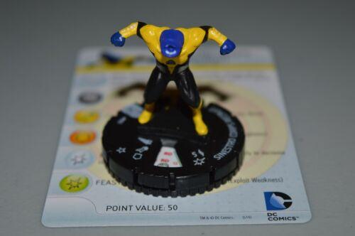 DC Heroclix War of Light Sinestro Corps Recruit 003
