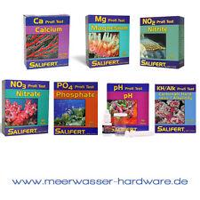Salifert Profi-Test SuperSET XXL - MG, Ca, NO2, NO3, KH, pH, PO4