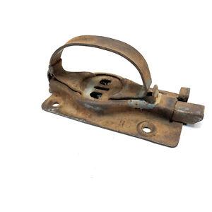 Antique-Vintage-Latch-Lock-Barn-Door-Old-Handle-Farm-House-Primitive-Hardware