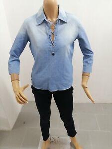 Maglia-DIESEL-Donna-Taglia-Size-XXL-Sweater-Woman-Pull-Femme-Maglia-Cotone-P7449