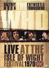The Who - Live at the Isle of Wight Festival 1970 DVD, Taste, Kris Kristofferson