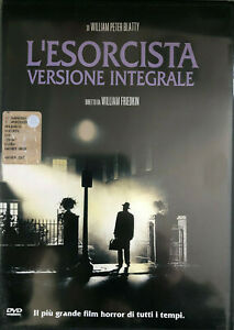 DVD-L-039-ESORCISTA-VERSIONE-INTEGRALE-HORROR-ITALIANO-William-Friedkin