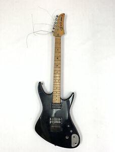 Vintage Quest Atak 2 Electric Guitar Case & Stand 80's Japan MIJ Matsumoku