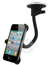 Nuevo en coche PARABRISAS SOPORTE De Succión Soporte De Montaje Para Apple Iphone 4 4g Reino Unido