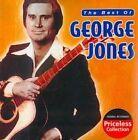 Best of George Jones 0090431866528 CD