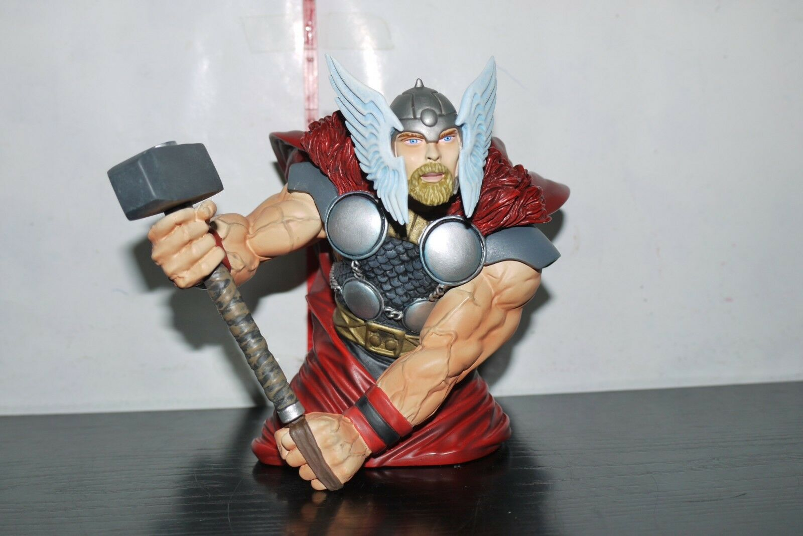Marvel THE MIGHTY THOR Bearded Special Edition Bust DIAMOND SELECT 422/500 BOXED