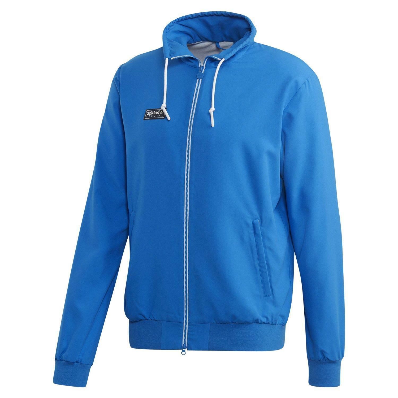 Adidas Originales  Para Hombre Abrigo Chaqueta de pista Cochedle SPEZIAL Azul Retro Fútbol spzl  apresurado a ver