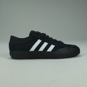 Image is loading Adidas-Matchcourt-RX-Skate-Trainers-Shoes-Black-White- 731131368