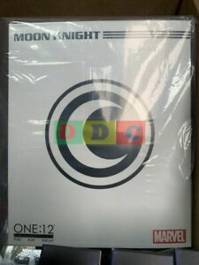 MEZCO-ONE-12-COLLECTIVE-MOON-KNIGHT-ACTION-FIGURE-SEALED