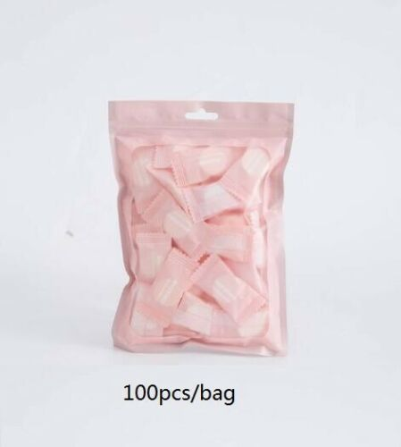 100pcs Disposable Compressed Towels Travel Portable Beauty Cleansing Towels