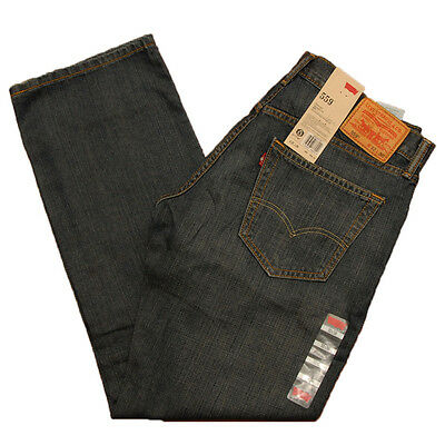 Levis 559 Jeans Range Relaxed Straight Wisker Wash 559 2765 Levi's Jean 32 34 36