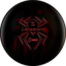 14lb Hammer Black Widow Legend Hybrid Reactive Bowling Ball Black/Red