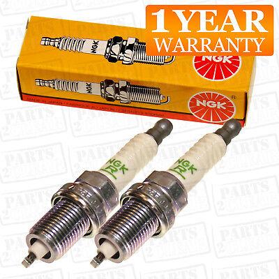 - 12 Months Warranty 2x Brand New NGK Spark Plugs 4424 BPR5ES-11