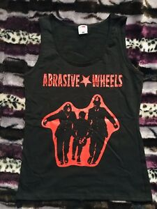 Abrasive-Wheels-Ladies-Large-Vest-Top