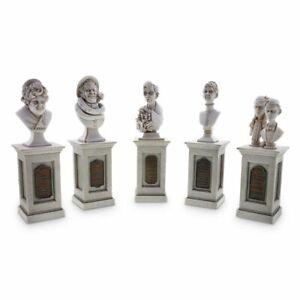 The-Haunted-Mansion-Pillar-Bust-Set