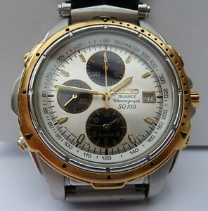 Seiko Alarm Chronograph 7T32- 7C40