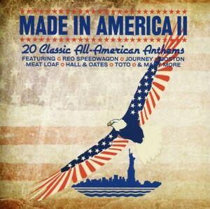 MADE-IN-AMERICA-II-THE-BANGLES-JOHN-DENVER-MR-MISTER-TOTO-KANSAS-CD-NEW