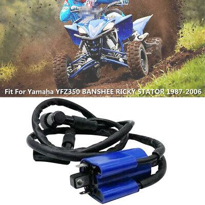 Ignition Coil For Yamaha ATV Banshee YFZ350 1987-2001 2002 2003 2004 2005 2006