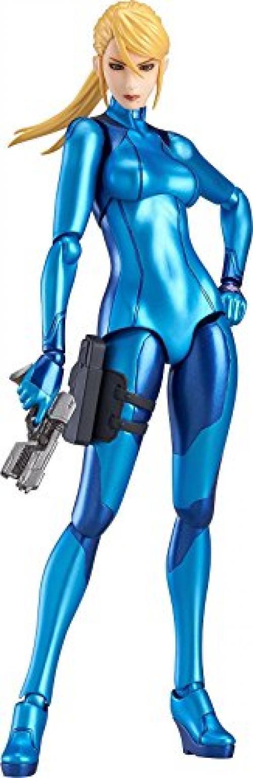 NEW figma 306 Metroid SAMUS ARAN Zero Suit Ver Action Figure Good Smile Company