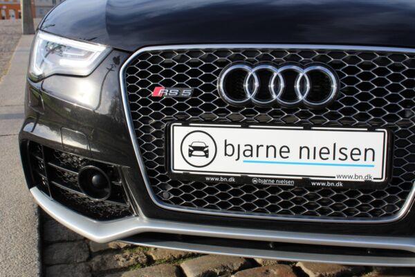 Audi RS5 4,2 FSi Cabriolet quattro S-tr. - billede 3