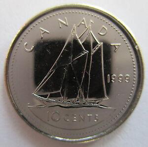 1999-CANADA-10-BRILLIANT-UNCIRCULATED-DIME