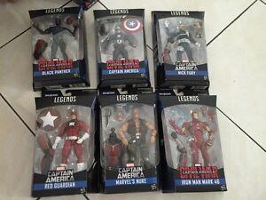 Marvel-Legends-6-034-Captain-America-Civil-War-set-of-6-complete-MISB-Giant-MAN