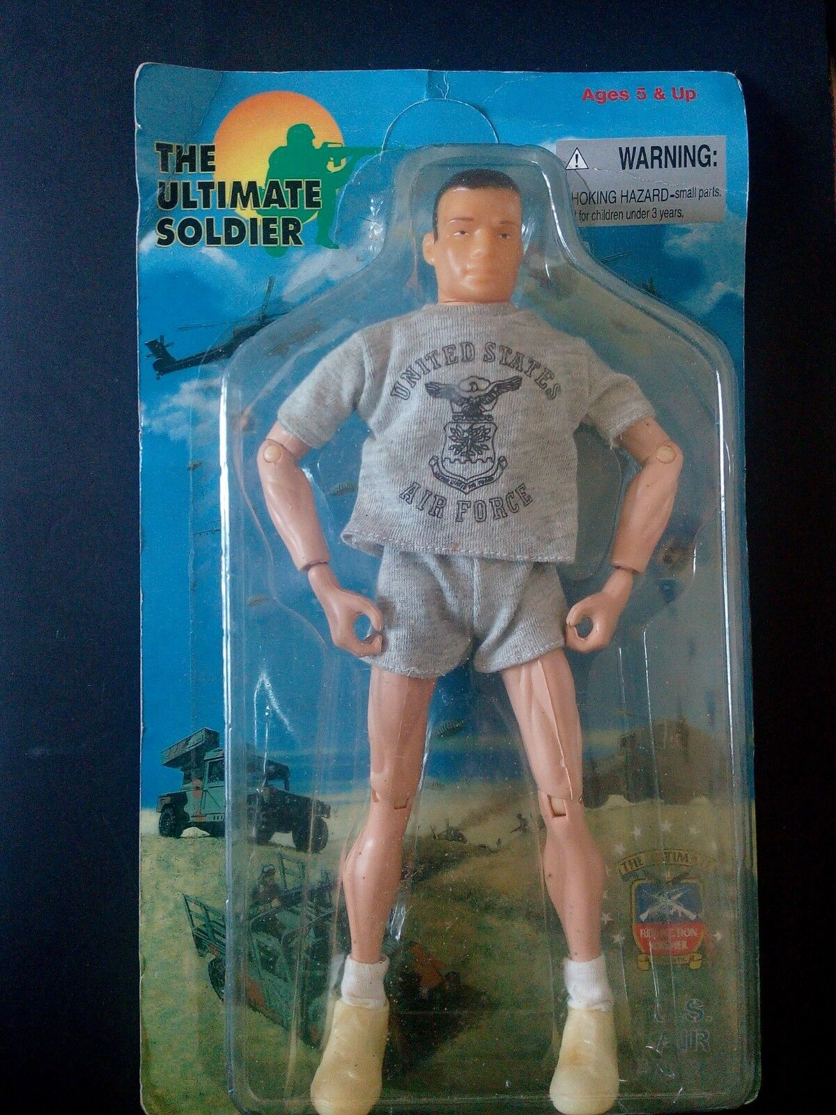 21st Century Toys The Ultimate Soldier 12  Figure Action Man