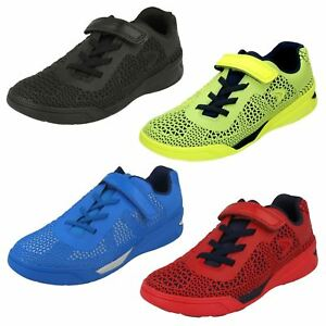 61af4bdc5c22 Image is loading BOYS-CLARKS-RIPTAPE-LACES-ASTRO-FOOTBALL-SHOES-SPORTS-