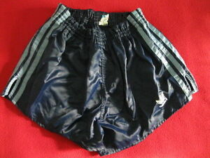 Nylon Football Shiny M 80's Details Adidas Running Vintage Shorts About Retro 80s LSzVqMpUjG