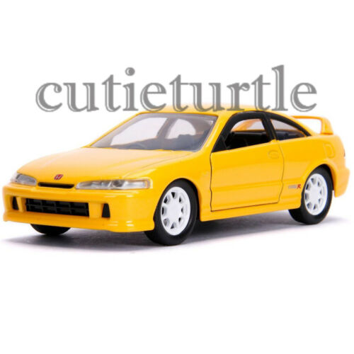 Jada JDM Tuners 1995 Honda Integra Type R 1:32 Diecast Model Toy Car 30945-DP1
