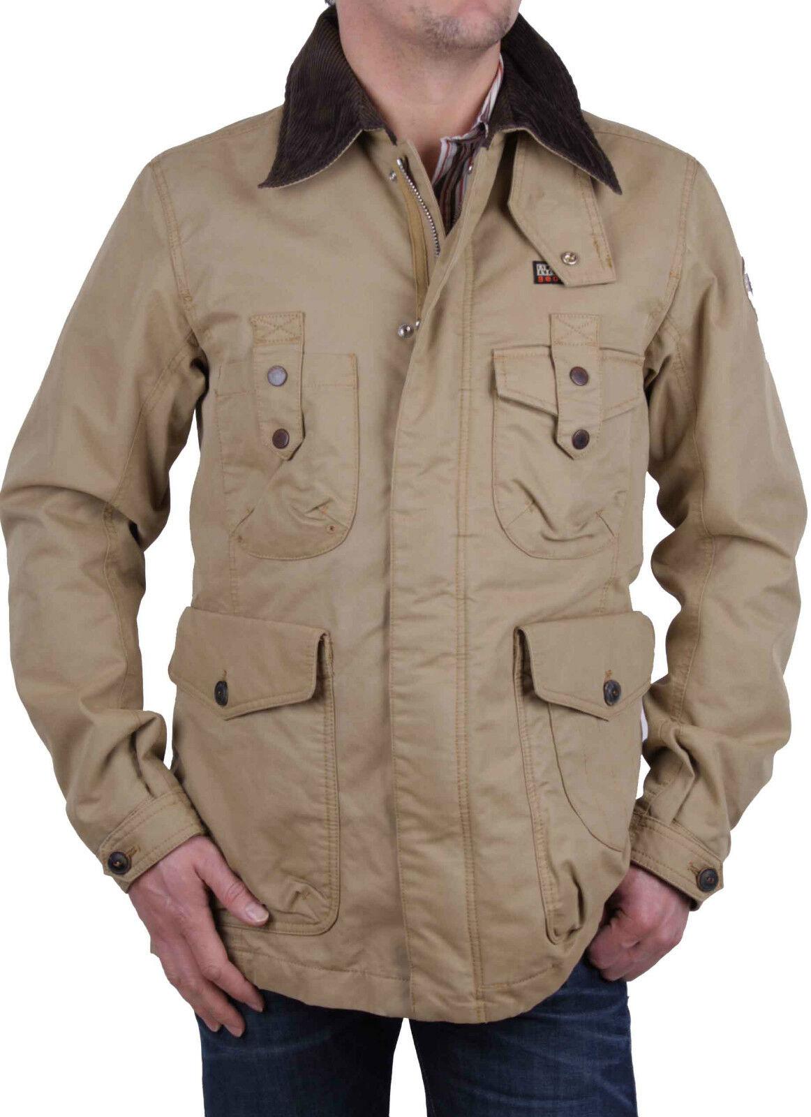 NAPAPIJRI Hommes veste parka beige taille s-xxl #rif44 #rif44 s-xxl 8849c4