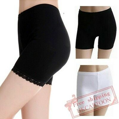 Good Quality Women's Lady Hot Safety Shorts Leggings Pants Shorts Lace Seamless