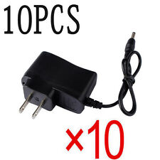 10pcs US Plug Wall AC Charger for 18650 Rechargeable Battery Headlamp Flashlight