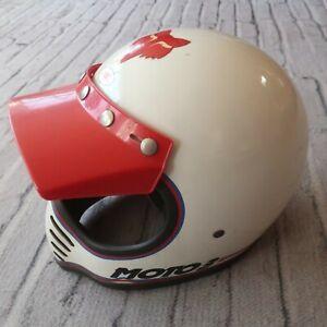 Vintage-Bell-Moto-Star-3-III-Motorcycle-Full-Face-Helmet-1975-SNELL-7-1-2-70s