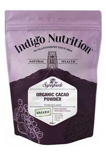 Organico-Cacao-Polvere-PERU-500-G-Indaco-Erbe