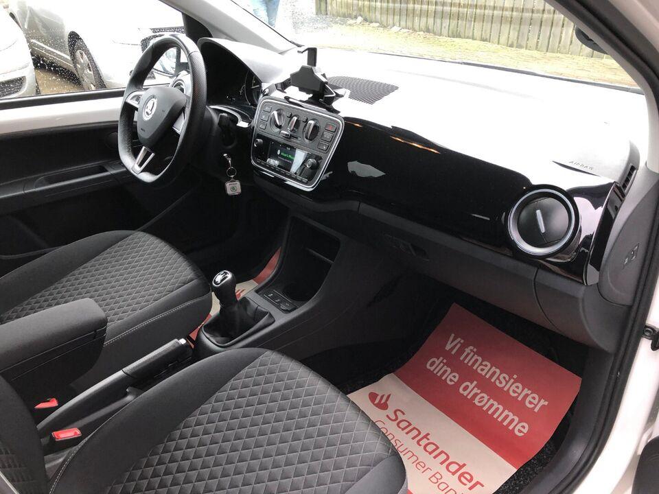 Skoda Citigo 1,0 MPi 60 Ambition Benzin modelår 2018 km